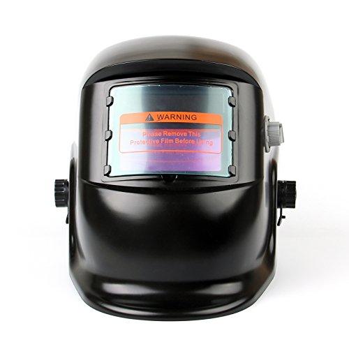 2015 PRO Auto Darkening Solar welders Welding Helmet Mask with Function Black