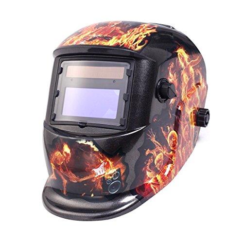 Pro Solar Welder Mask Auto-Darkening Welding Helmet Best Tig mig grinding