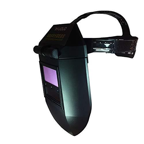 Zhao Li Welding mask Welding Mask - Automatic Dimming Mask Welding Cap Solar Welder Helmet Argon Arc Welding Gas Shield Welding Helmet -
