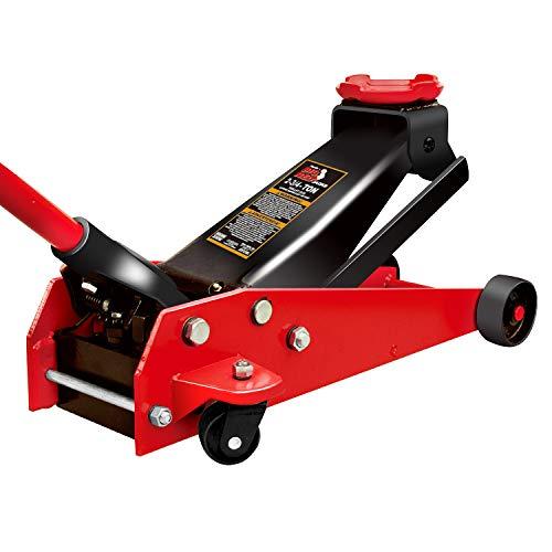 Torin Big Red Pro Series Hydraulic Floor Jack Single Piston Pump 275 Ton Capacity