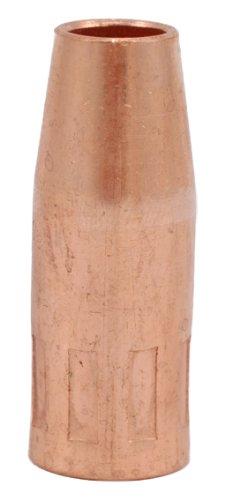 Hot Max 22057 58-Inch Bore Tweco Style MIG Nozzle Standard