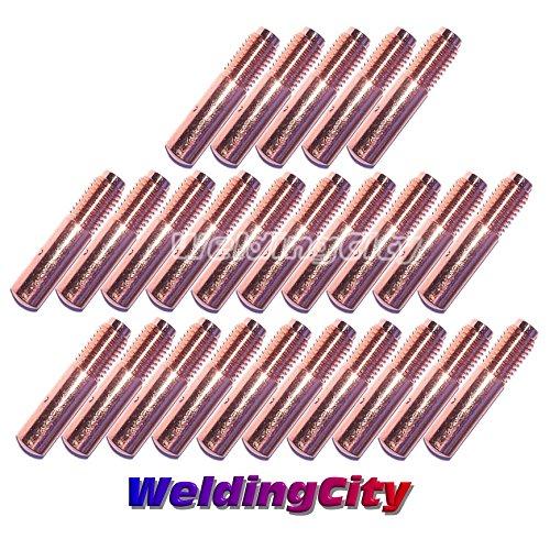 WeldingCity 25-pk MIG Welding Contact Tip 000-067 0030 for Miller Millermatic M-10 M-15 M-25 M-40 M-100 M-150 Hobart H-9 H-10 MIG Guns