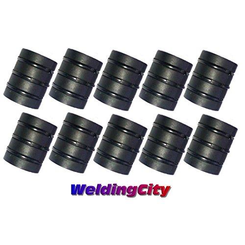 WeldingCity 10-pk Nozzle Insulators 32 for Lincoln Magnum and Tweco 2 MIG Welding Guns