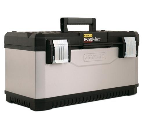 Stanley 026180R Fatmax 26-Inch Metal-Plastic Tool Box