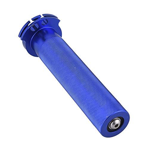 PRO CAKEN CNC Bearing Twister Throttle Sleeve Tube Alloy for YZ250F YZ400F YZ450F WR250F WR400F WR450F Blue
