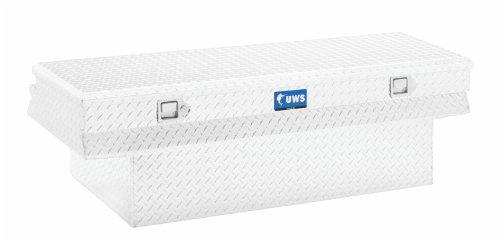 UWS TBC60NBLK Black Aluminum Chest Box