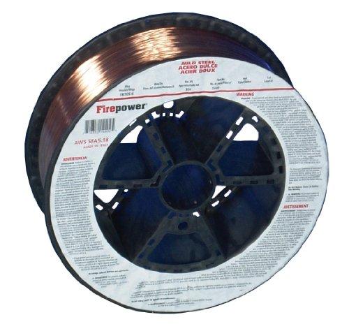 Thermadyne 1440-0217 Firepower ER70S-6 Mild Steel Welding Wire 33-Pound Spool