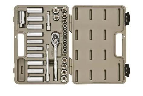 Ctk30Set 30 Piece Tool SetCrescent