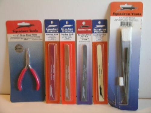 Modelers Tool Set---A Six Piece Tool Set