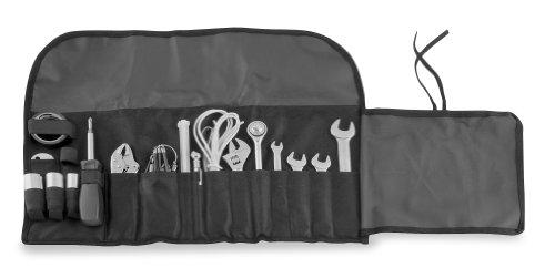 BikeMaster 17-Piece Tool Kit - Black
