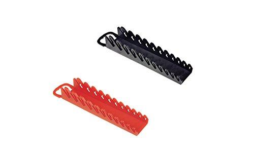 Ernst Mfg 5076 RD  5077 BK 11 STUBBY Wrench Gripper Organizer Set -YES 1 each