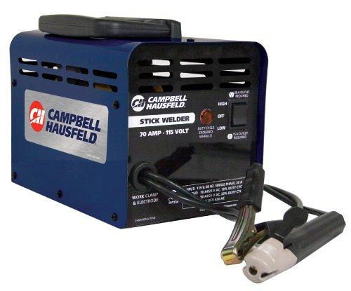 Campbell Hausfeld WS0970 115-Volt 70 Amp Arc Stick Welder