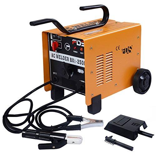 Goplus 110V220V ARC 250 AMP Welder Welding Machine Soldering Accessories Tools