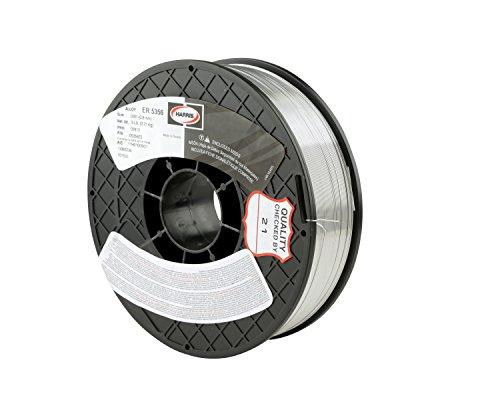 Harris 05356F5 5356 Aluminum MIG Welding Wire 0035 x 5 lb Spool