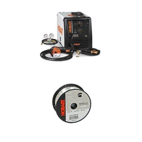 Hobart Handler 210 MVP MIG Welder with H381806-R18 1-Pound ER4043 Aluminum Welding Wire 0030-Inch
