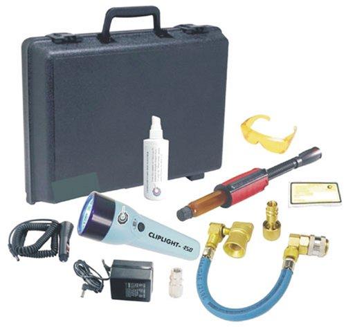 Cliplight Inc 96450KIT UV Master Leak Detection Kit 450DC 50 App
