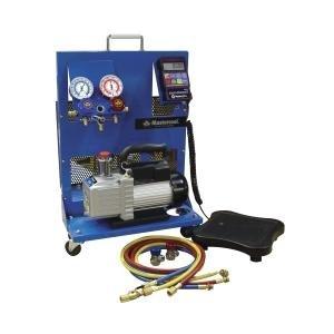 Mastercool 91580-B AC Manifold Gauge and Set
