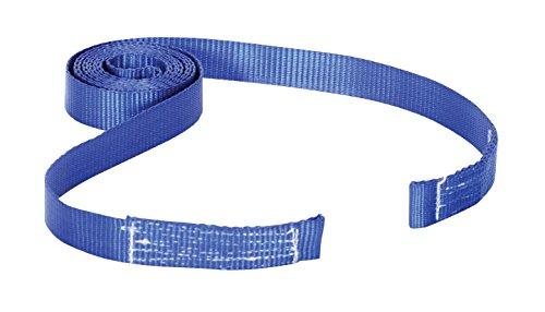 Vestil STRAP-8 Nylon Loop Pull Strap for Hardwood Dolly 4 Length