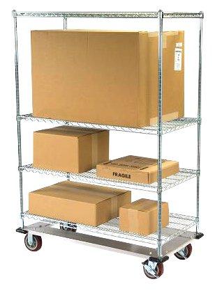 Dolly Base Cart 18 x 60 x 715