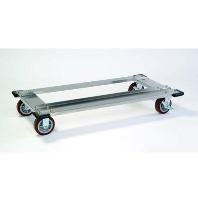 Three Side Dolly Base Cart 18 x 48 x 71