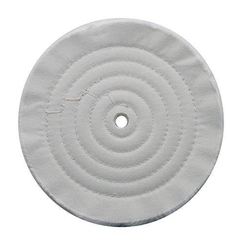 Keystone 90022 - 8 Muslin Buffing Wheel