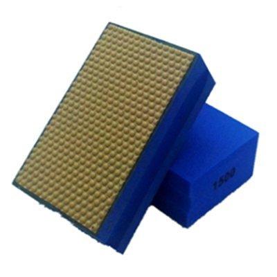 TOOGOOR 1500 Grit Diamond Hand Polishing pads