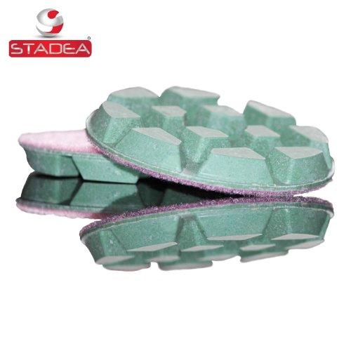 floor buffer pads diamond floor polishing pads - grit 3000 by Stadea