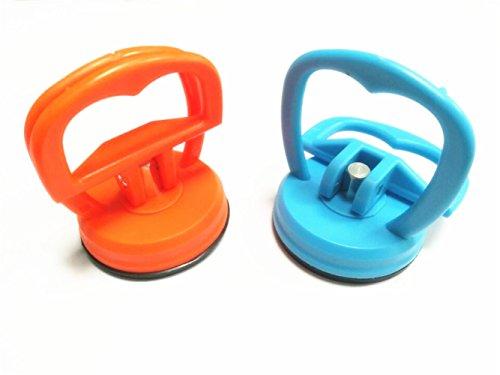 GS 2pcs Vacuum Suction Cup Handle Dent Puller Dent Remover Sucker Hand Tools Set