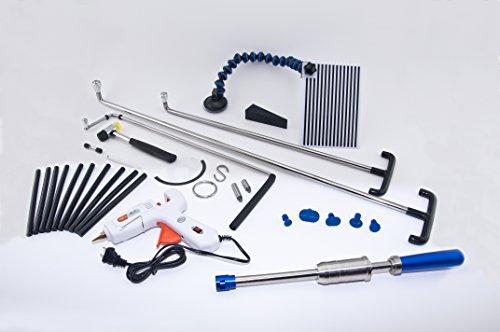 Magnetic Roller Tip Full kit  Glue Pull Kit PDR dent repair panel repair learn pdr dings body shop tools fender repair paintless dent repair