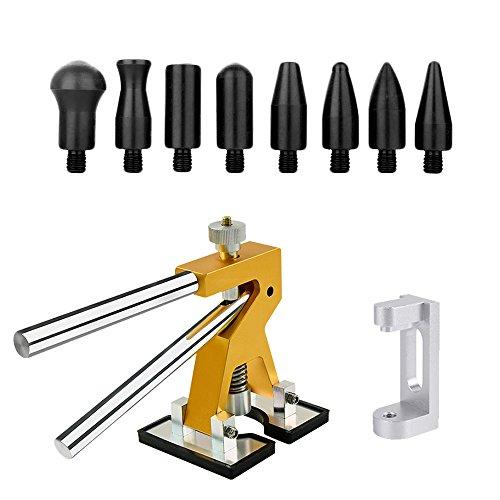 PDR Tools Door edge Dent Remover Dent Lifter Paintless Dent Repair Tool Tips Kits