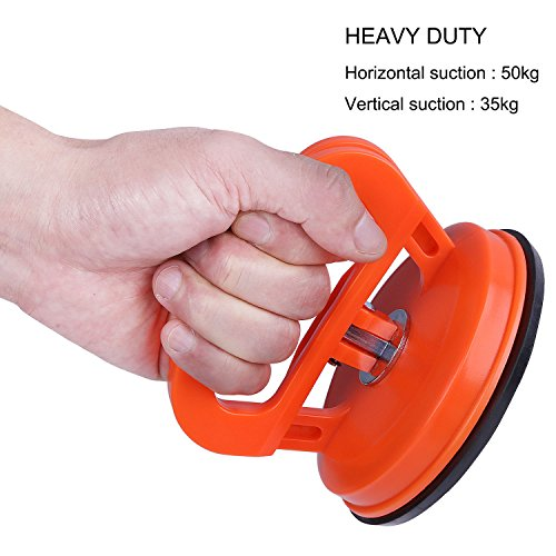 Super PDR Vacuum Suction Cup Car Dent Repair Remover Tool Handle Dent Lifter Puller Glass Lifting