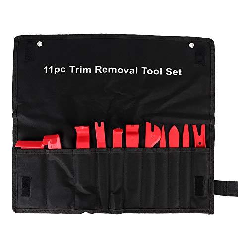 Suuonee Car Removal Tools11pcsSet Car Removal Trim Tools Kit Panel Dash Radio Removal Installer Repair