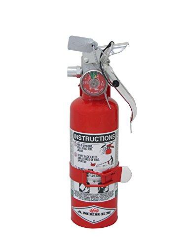 Amerex A384T 14lb Halotron I Class B C Fire Extinguisher