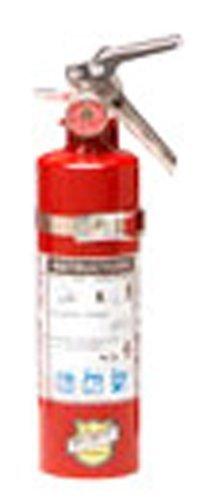 Buckeye 13315 ABC Multipurpose Dry Chemical Hand Held Fire Extinguisher with Aluminum Valve and Vehicle Bracket 25 lbs Agent Capacity 3-38 Diameter x 4-87 Width x 14-34 Height