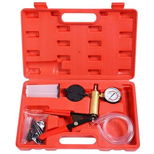 Toolsempire Hand Held Brake Bleeder Vacuum Pump Test Kit for Automotive
