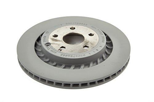 ACDelco 177-1190 GM Original Equipment Rear Disc Brake Rotor