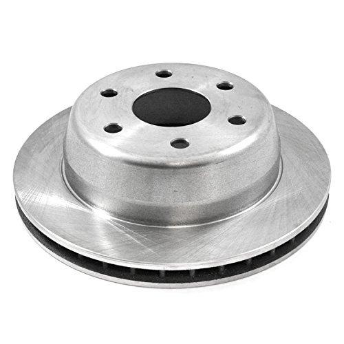 DuraGo BR55067 Rear Vented Disc Brake Rotor