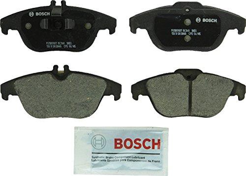 Bosch BC1341 QuietCast Premium Ceramic Disc Brake Pad Set For Select Mercedes-Benz C180 C200 C230 C250 C300 C350 E350 E400 E550 GLK250 GLK300 GLK350 Rear