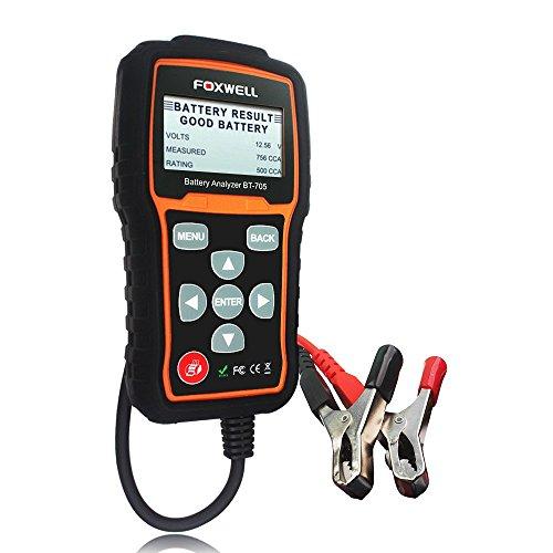 FOXWELL BT705 Battery Analyzer
