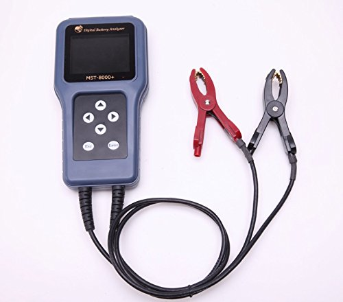 Car Battery Tester 12V 24V Auto Digital Battery Analyzer MST-8000