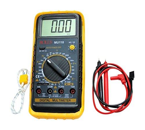 rolls MU118 Digital Multimeter