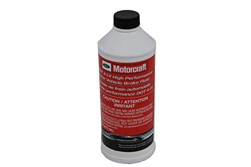 Genuine Ford Fluid PM-20 DOT-4 LV High Performance Motor Vehicle Brake Fluid - 16 oz
