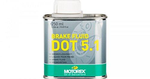 Motorex chain oil Brake Fluid Dot 51 250ml can