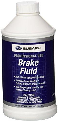 Subaru SOA868V9220 Brake Fluid - 12 floz