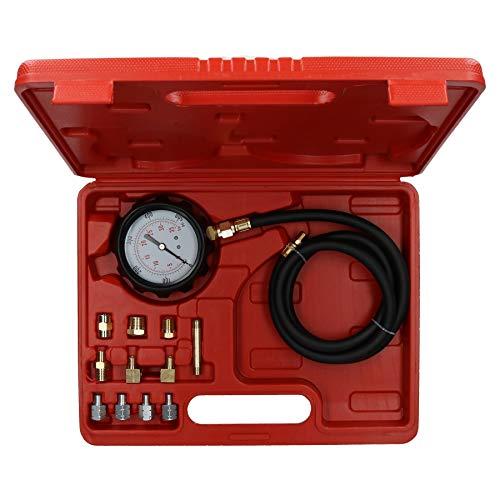 Automatic Wave Box Pressure Meter Oil Pressure Tester Gauge Petrol Diesel