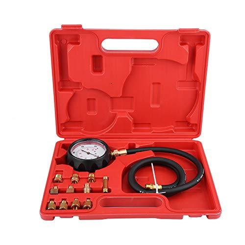 Gearbox Pressure TesterTU-11A Automatic Gearbox Transmission Engine Oil Feul Pressure Tester Gauge Kit 500Psi