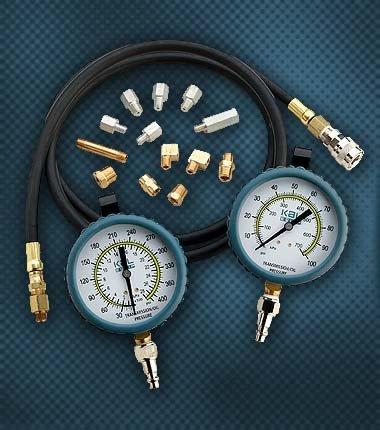 TransmissionEngine Oil Pressure Kit KAL2510
