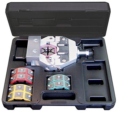 Mastercool 71550 Black Manual AC Hose Crimper