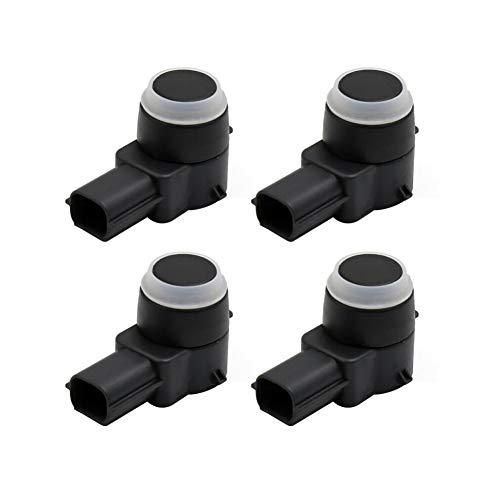 Dade 4PCS Bumper Reverse Backup Parking Sensor 20908127 25961317 for Chevy Silverado 1500 2500 3500 GMC Sierra