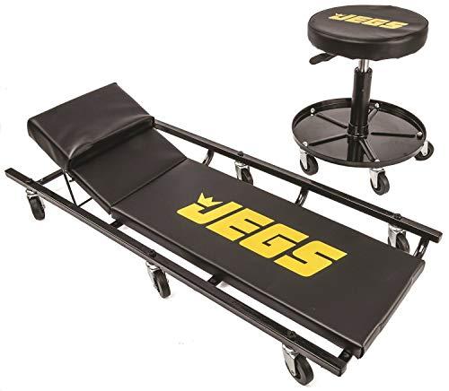JEGS 81160 Creeper Air Seat Set